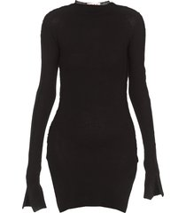 marni sweater with extra long sleeves