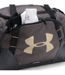 maletin under armour undeniable 3.0 extra small duffle-negro/blanco