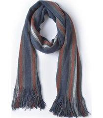 bufanda striped azul ferouch