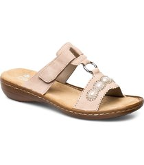 608a3-31 shoes summer shoes flat sandals rosa rieker