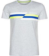 t-shirt korte mouw tom tailor -