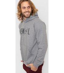 buzo gris  wemül hoodie