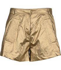 philosophy laminated shorts