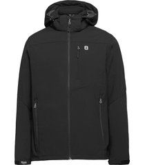 padore softshell outerwear sport jackets svart 8848 altitude