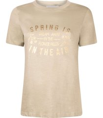tramontana t-shirt sage