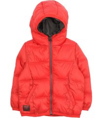 parka day to day rojo ficcus