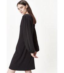 vestido negro portsaid