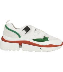 scarpe sneakers donna in pelle sonnie