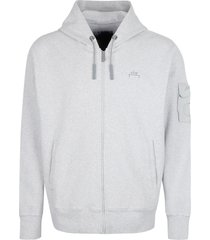 a-cold-wall full zip hoodie