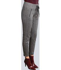 broek alba moda bordeaux
