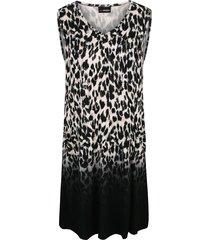 jurk miamoda zwart