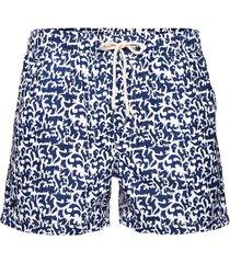 marrakech swim shorts badshorts blå oas