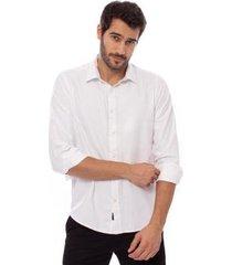camisa aleatory manga longa virtuous masculina