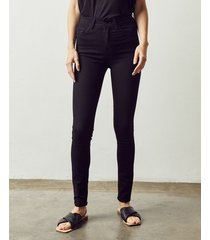 jean negro portsaid legging black paris