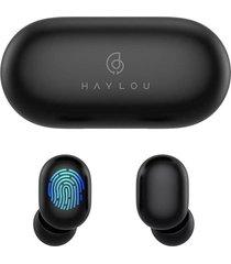 audífonos táctiles bluetooth haylou gt1 con cancelación de ruido