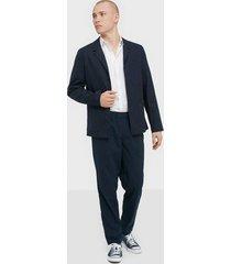 selected homme slhreg-dave linen hybrid kavajer & kostymer