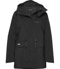 breheimen 2l w jkt outerwear sport jackets light/summer jacket zwart bergans