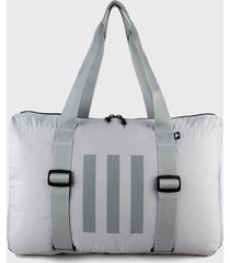 bolso gris adidas performance tailored for her