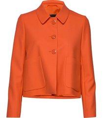 3596 - briani blazer colbert oranje sand