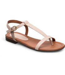 sandals shoes summer shoes flat sandals beige carla f