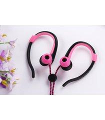 audífonos bluetooth deportivos inalámbricos, st-001 st 001 auriculares inalámbricos para auriculares inalámbricos con cancelación de ruido (rosa)