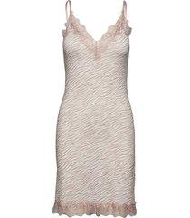 strap dress bodies slip rosa rosemunde