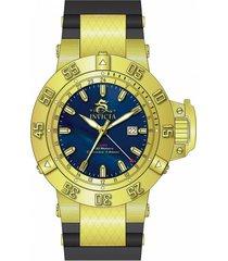 reloj black, gold invicta subaqua 29617 - yakaim