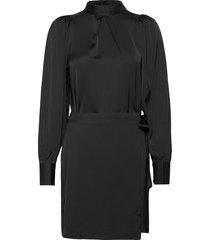 emmy short dress kort klänning svart designers, remix