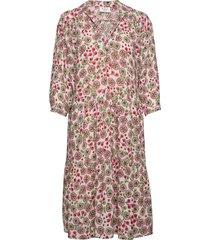 day fiore jurk knielengte roze day birger et mikkelsen