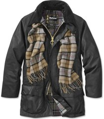 barbour beaufort jacket, black, 50