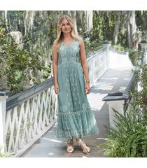 ethereal moments maxi dress - petites