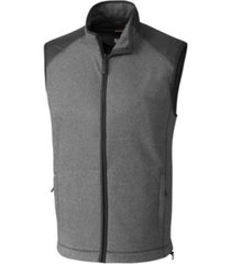 cutter & buck cedar park full zip vest