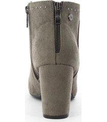 botines para mujer marca xti color gris xti - gris