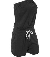 abito pantalone a fascia (nero) - bpc bonprix collection