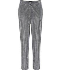 spodnie glitter all over