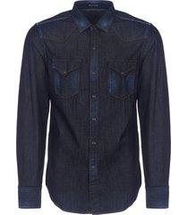 replay faded blue denim jeans m4860z