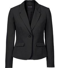 blazer corto (nero) - bodyflirt