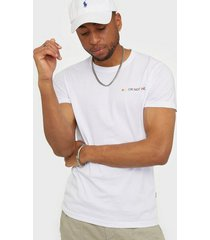 solid t-shirt - kolby ss t-shirts & linnen white