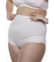 calzón maternal algodón rosa kayser