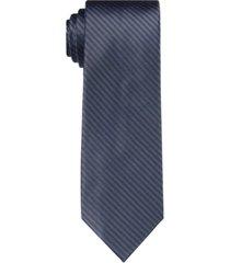 calvin klein men's simple double stripe tie