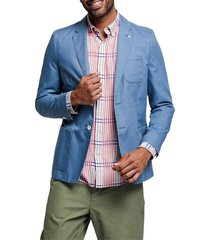 the summer cotton blazer