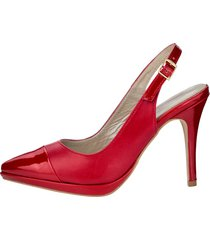 sandaletter wenz röd