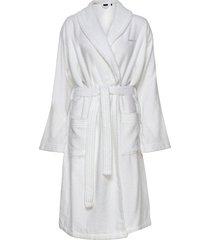 organic terry bathrobe ochtendjas badjas wit gant