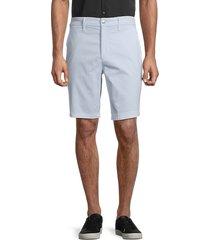 joe's jeans men's flat-front stretch shorts - heather - size 28