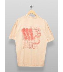 mens stone phone snake t-shirt