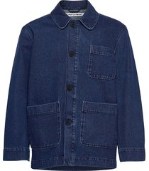 chore jacket denim jeansjack denimjack blauw schnayderman's