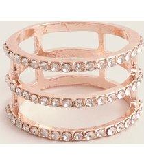 anillo rosa dorado-uni