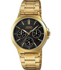 mtp-v300g-1av reloj casio 100% original garantizados