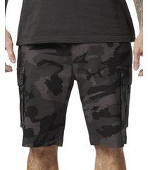 """fox men's slambozo camo cargo 2.0 22"""" shorts"""