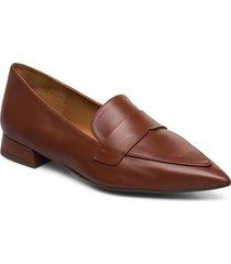 shoes 4513 loafers låga skor brun billi bi